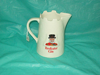 Vintage Beefeater Gin Pitcher