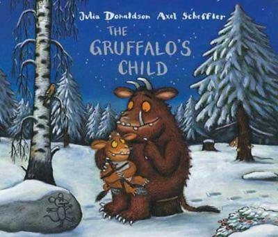 NEW The Gruffalo's Child By Julia Donaldson Audio CD Free Shipping