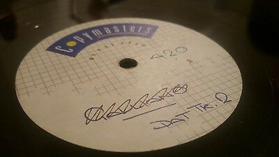 "ACID JAZZ UNKNOWN METAL ACETATE 12"" Copymasters.GALLIANO ?"