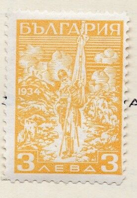 Bulgaria 1929 Early Issue Fine Mint Hinged 3L. 130386