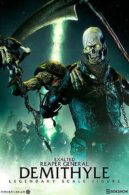 Sideshow Court of the Death Exalted Reaper General Demithyle Legendary Statue
