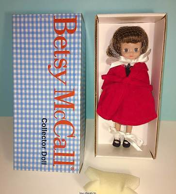 """8 inch Tonner BETSY McCall-""""Ready To Travel""""-UFDC 2000-dressed doll-NEW in BOX!"""