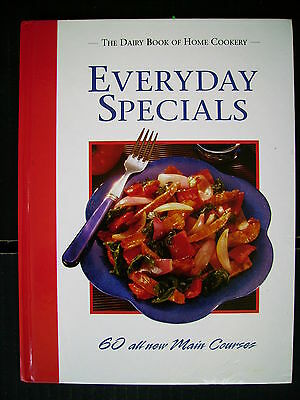 The Dairy Book of Home Cookery~Recipes~Cookbook~60 Main Courses~128pp H/B