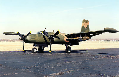 Giant 1/9 Scale Douglas A-26 / B-26K Invader Plans & Templates