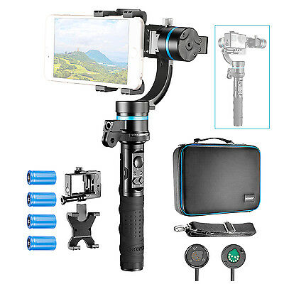Neewer NW3D2 3-Axis Handheld Gimbal Stabilizer for iPhone 7 7Plus