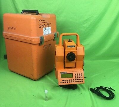 Trimble Geodimeter Pro Robotic GDM 640 Total Station w/ Case!