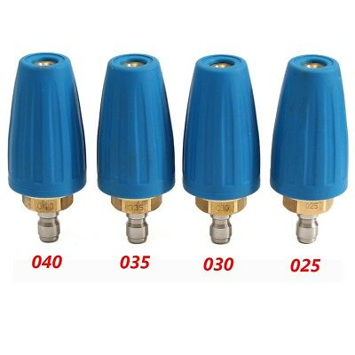 Pressure Washer Turbo Head Nozzle for High Pressure Water Cleaner Up To 4000PSI