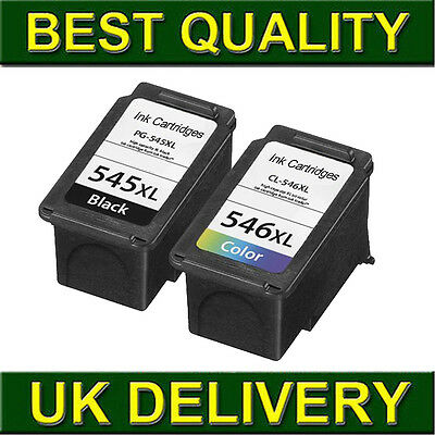 2x Remanufactured Canon XL Ink Cartridge for Pixma MG2400 MG2500 MG2550S
