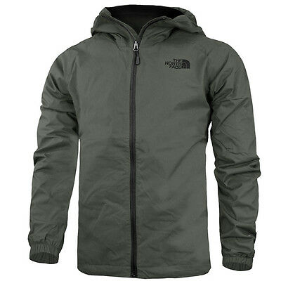 The North Face Men Quest Jacke Herren Kapuzenjacke Shelljacke grey T0A8AZN8L