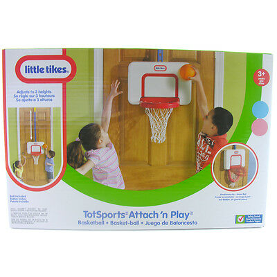 Little Tikes Totsports Attach 'n Play Basketball Net
