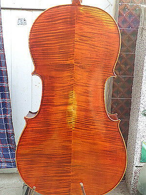 NEW Master  Cello 4/4 Size full Hand made antique old style handcarved