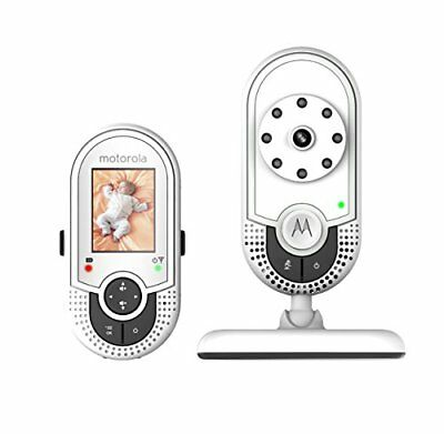 Motorola MBP421 Video Baby Monitor with 1.8-Inch Color LCD Screen and Infrared N