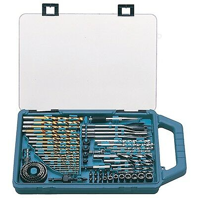 Makita P-44024 Drill Bit and Saw Set (75 Pieces) NEW