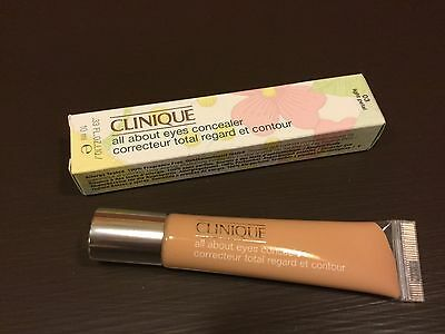 Clinique All About Eyes Concealer- (03) Light Petal-  Full Size- .33 oz/10 g