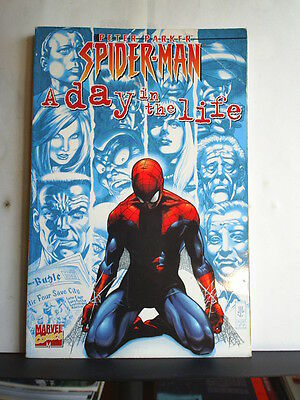 GRAPHIC NOVEL: PETER PARKER: SPIDER-MAN - A DAY IN THE LIFE - Paperback