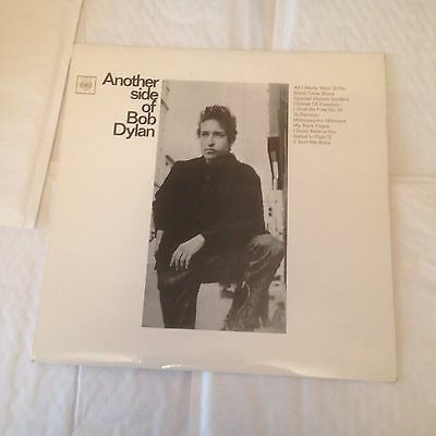 Bob Dylan - Another Side Of - LP VINYL - CBS Reissue 1970s