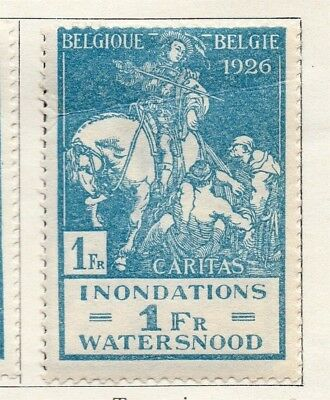 Belgium 1926 Early Issue Fine Mint Hinged 1F. 130859