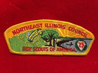 Boy Scouts - Northeast Illinois Council - Diamond Jubilee csp