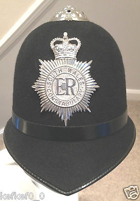 OBSOLETE SOUTH WALES CONSTABULARY HEADDRESS - police christy's