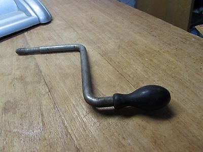 Early 1900S Gramophone Crank Handle Wind Up