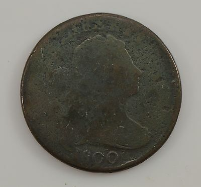 1800 Draped Bust Large Cent *G10