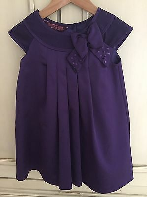 Baby Girls Beautiful Ted Baker Party Dress, Baker Girl Age 18-24 Mths