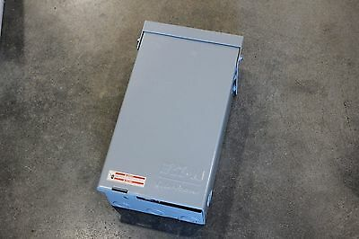 Eaton Surface Mount RV Outdoor 30Amp Power Outlet Breaker Box Single 1 Phase 30A