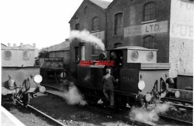 Photo  Three 'terriers' Working The Services.  Havant 9/63  32670 Was Waiting At