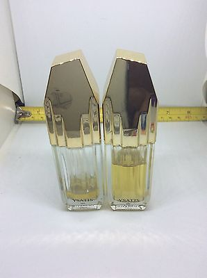 AUTHENTIC original YSATIS de GIVENCHY Paris PERFUME BOTTLE collector USED 30ml ?