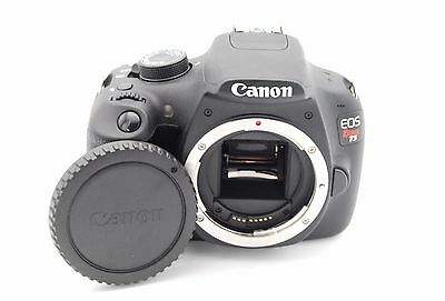 Canon EOS Rebel T5 / EOS 1200D 18.0MP Digital SLR Camera - Black (Body Only)