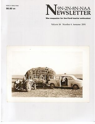 Ford 8N tractor with Elenco 4wd, Henry Ford & Ferguson