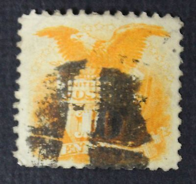 CKStamps: US Stamps Collection Scott#116 10c Pictorial Used CV$125