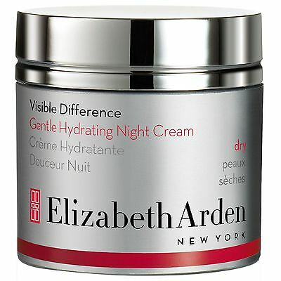 Elizabeth Arden Night Treatments Visible Difference Gentle Hydrating Cream For D