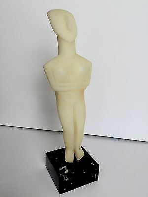 Greek Goddess Reproduction Cycladic-OFFICIAL MUSEUM REPRODUCTION