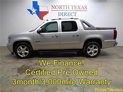 2011 Chevrolet Avalanche LT Crew Cab Pickup 4-Door 11 Avalanche LT Leather Crew Cab Tow Package Warranty We Finance Texas Owner