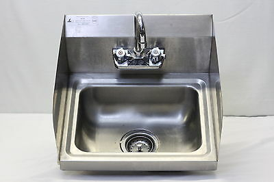 KCS Commercial HS3 Stainless Steel Hand Sink