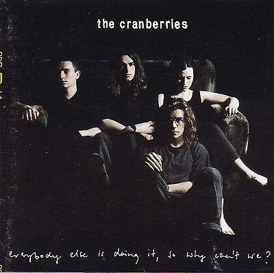 THE CRANBERRIES Everybody Else Is Doing It, So Why Can't We? CD - Disctronics