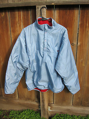 Vintage Patagonia Reversible Snap-T Glissade Fleece Pullover Unisex Large