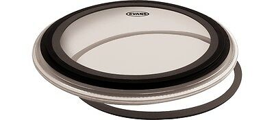 GMAD Clear Batter Bass Drumhead