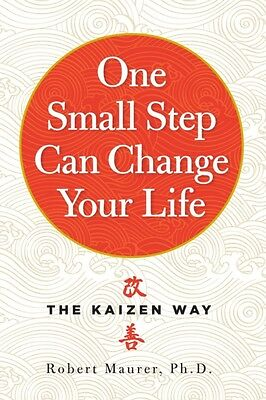 One Small Step Can Change Your Life: The Kaizen Way (Paperback), . 9780761180326