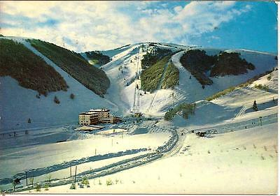 Hotel Bucaneve, San Valentino- Posted Postcard 1976