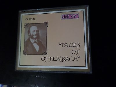 Cd Double Album - Tales Of Offenbach