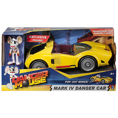 Danger Mouse Mark IV Danger Car NEW