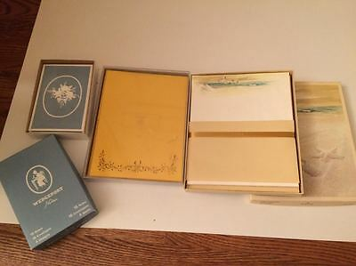 Vintage Writing Paper Wedgport Hallmark Stationary