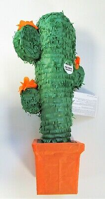 Cactus Pinata - Fun Game For a Wild West Party - Summer Decorations