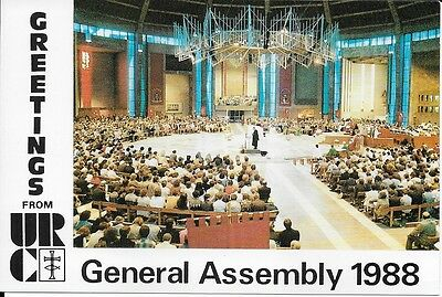 United Reform Church, General Assembly, 1988,    No. 4