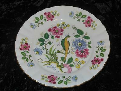 REPLACEMENT BONE CHINA Side Plate Bird of Paradise ROYAL STAFFORD UNUSED