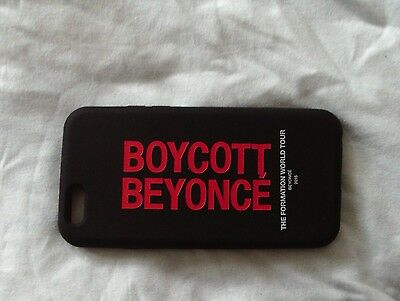 Boycott Beyonce Iphone Case Cover Formation World Tour 2016 I Phone New Free Pos