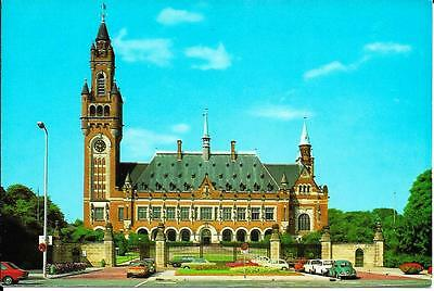 Peace Palace (Vredespaleis) , The Hague - Unposted Postcard