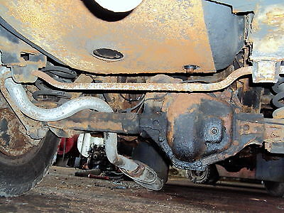 Land Rover Defender 110 300 TDI - Salisbury Rear Axle and Diff Complete